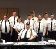 2012 - DAV Officers