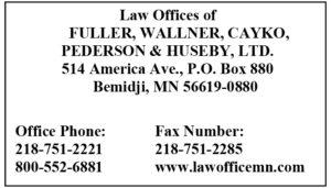 DAV 2018_Law Office Fuller
